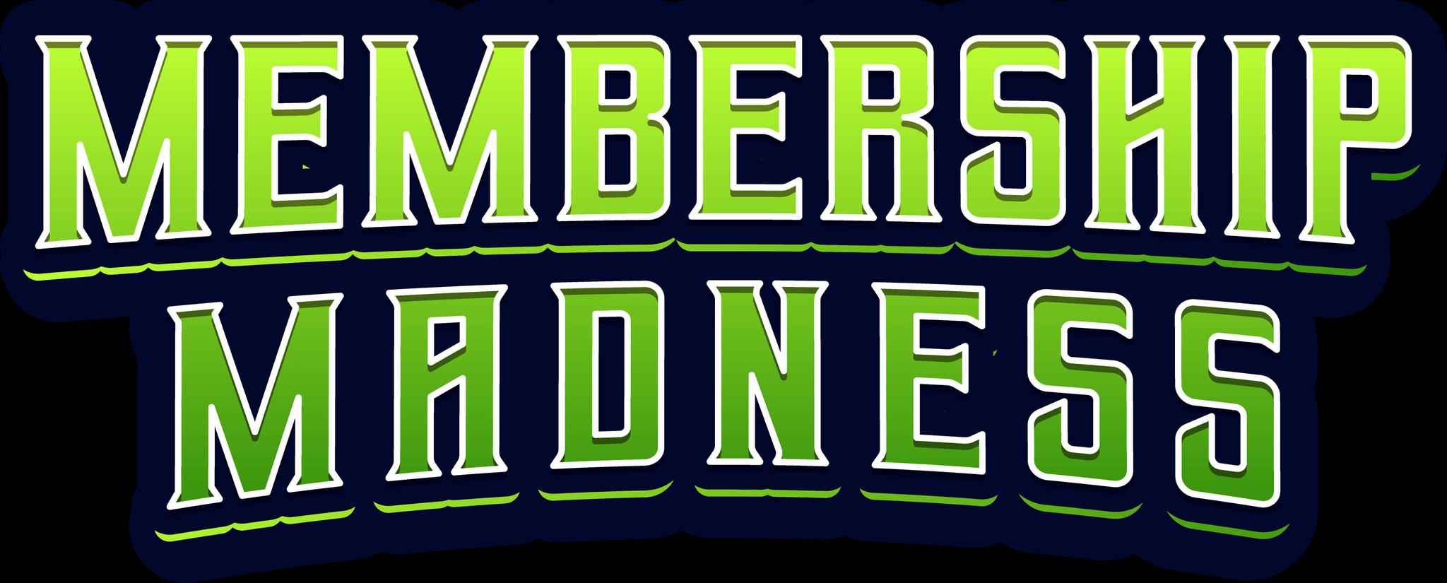 membership madness logo