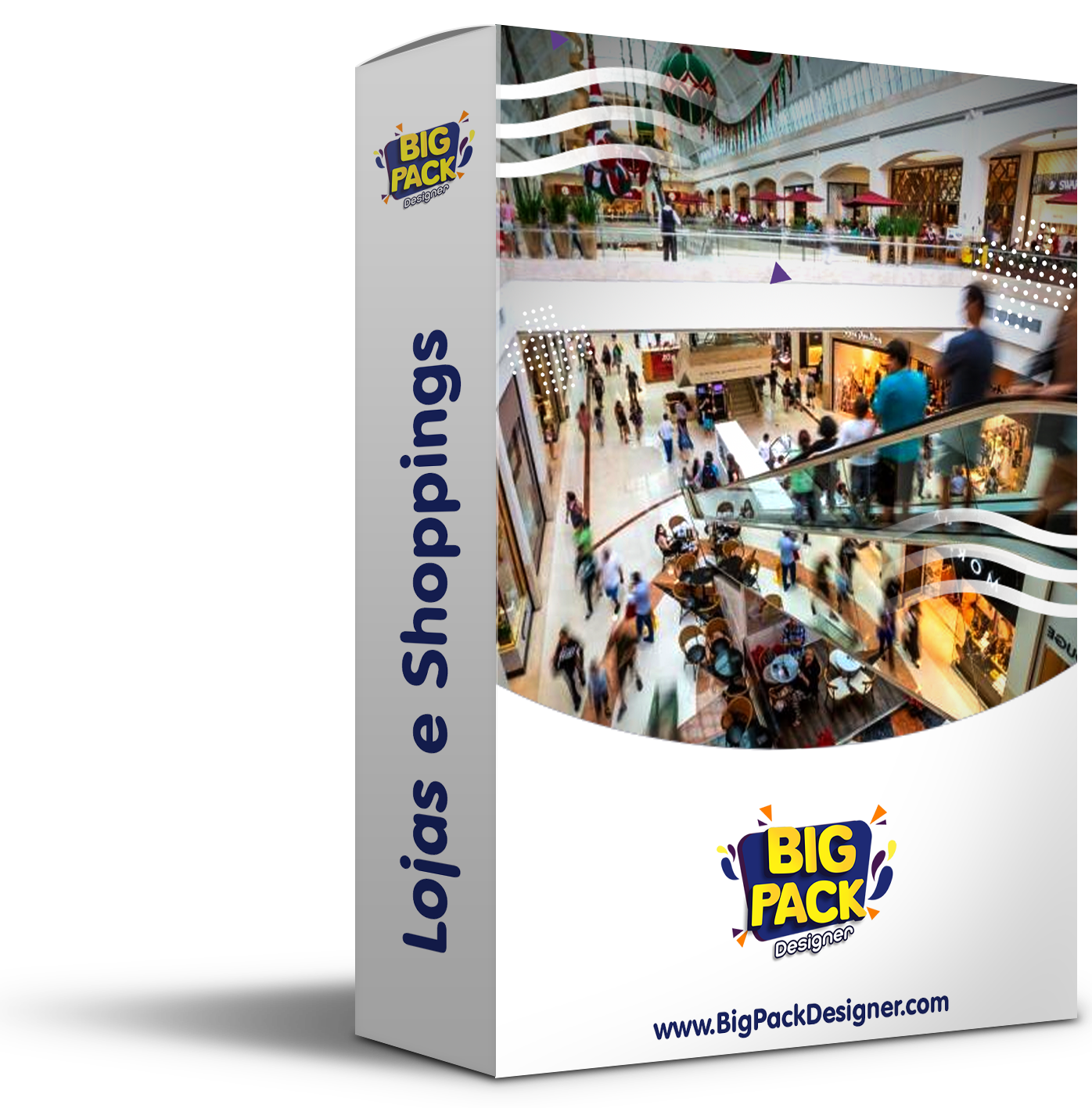 225 Artes para Lojas e Shoppings