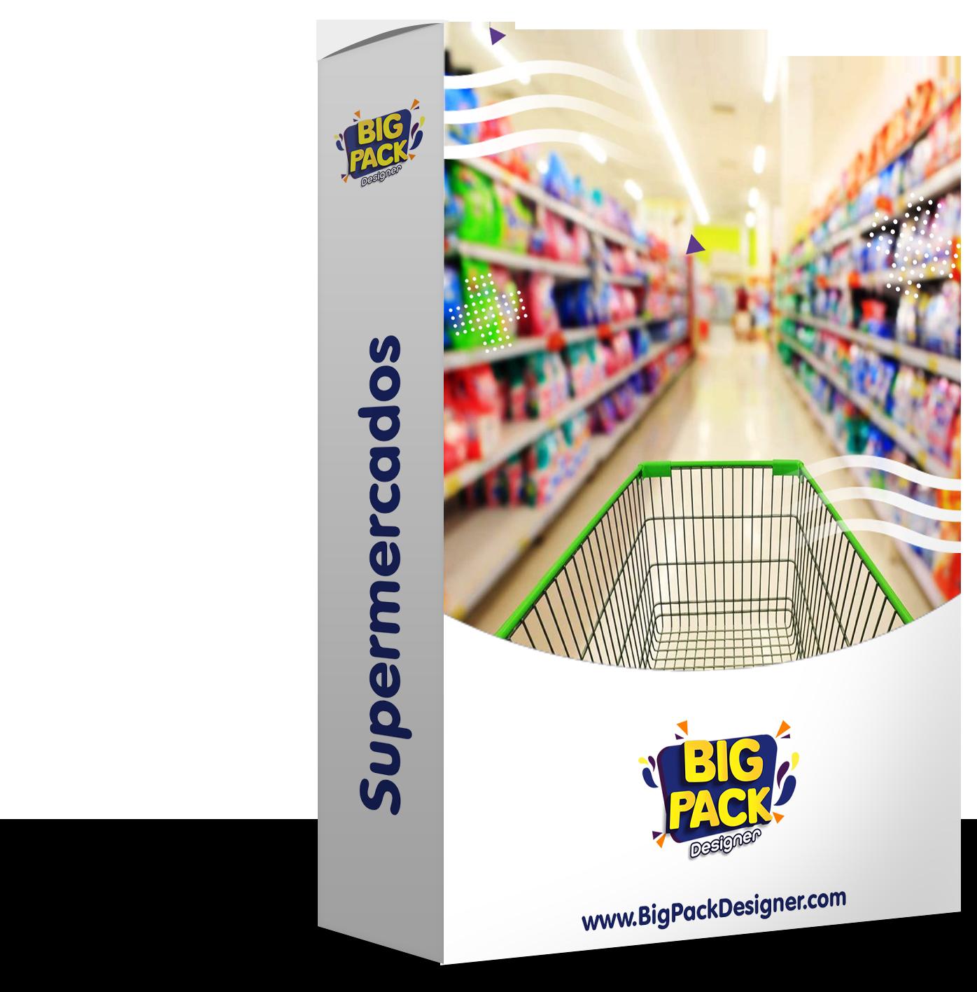 190 Artes para Supermercados