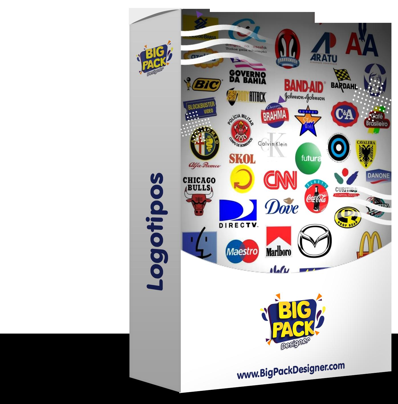 40.016 Logotipos Editáveis