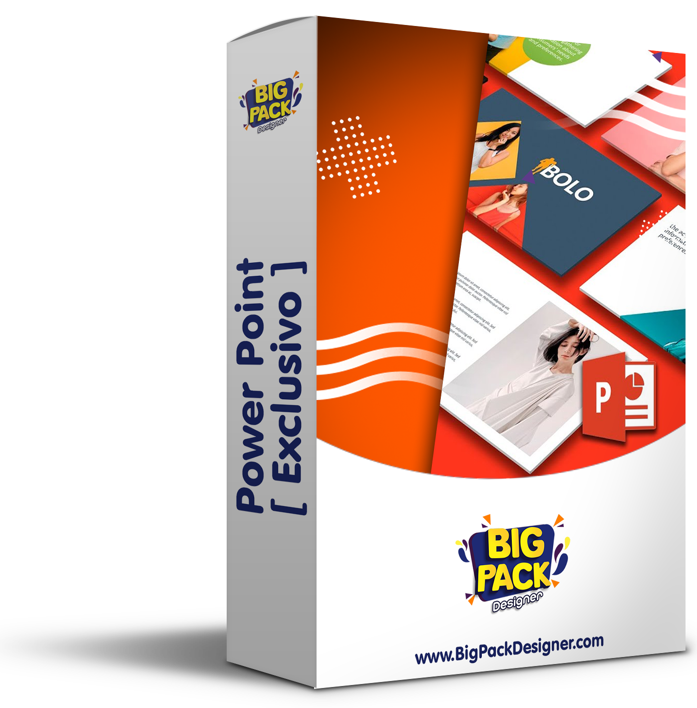 Pack Exclusivo para Power Point (Arquivos .PPT .PPTX)